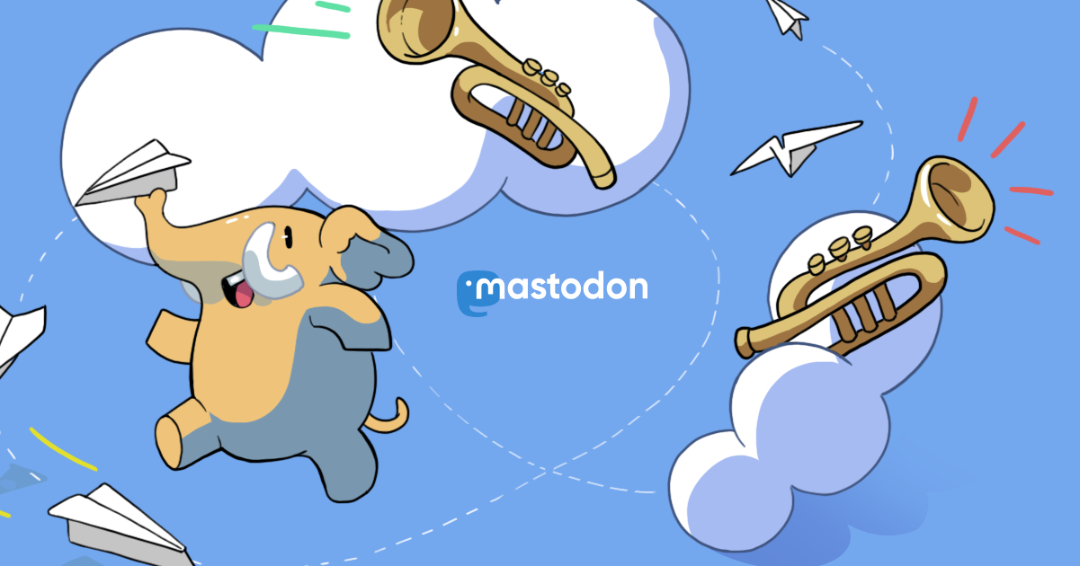 Mastodon - techforgood.social